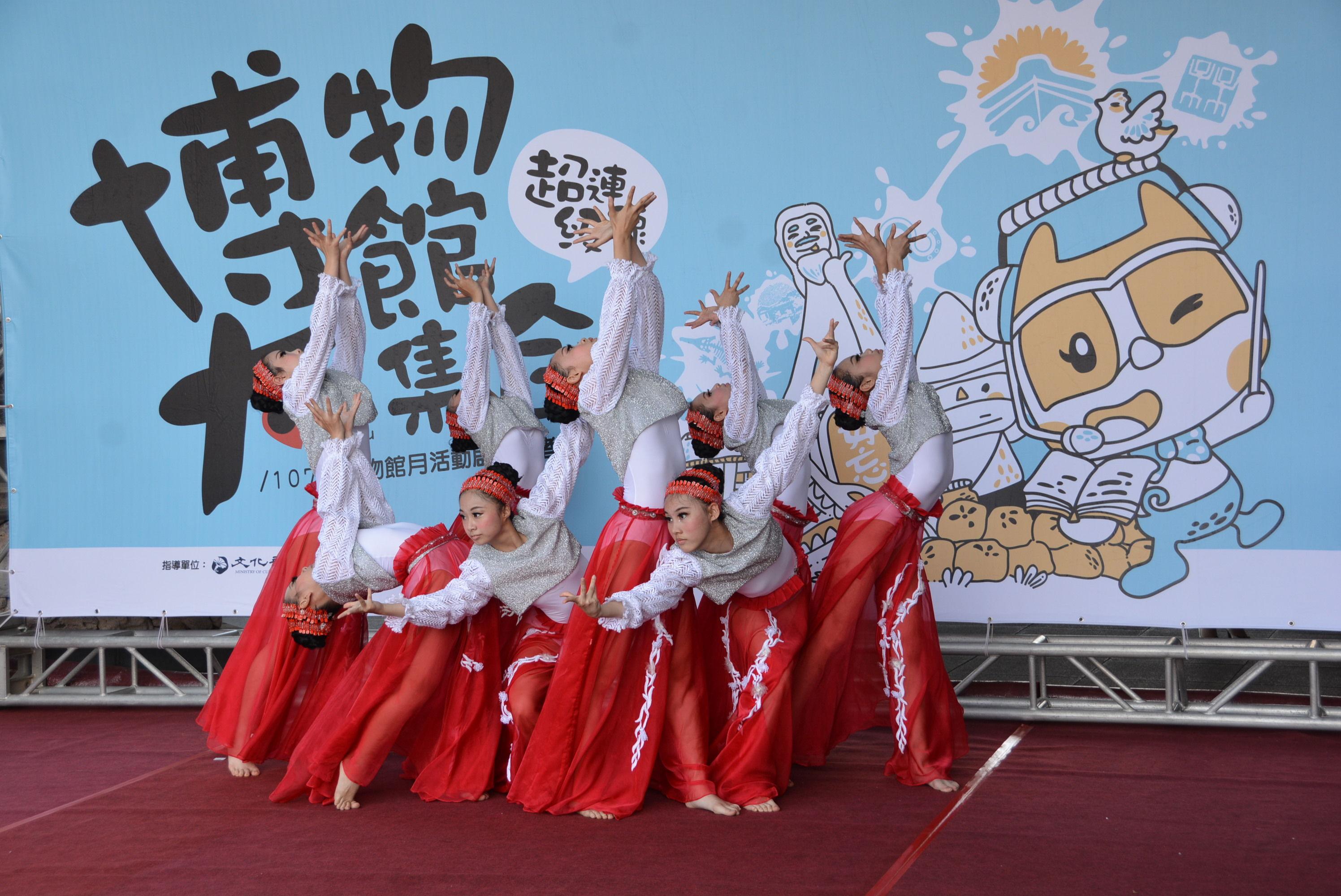 文光國中舞蹈班表演
