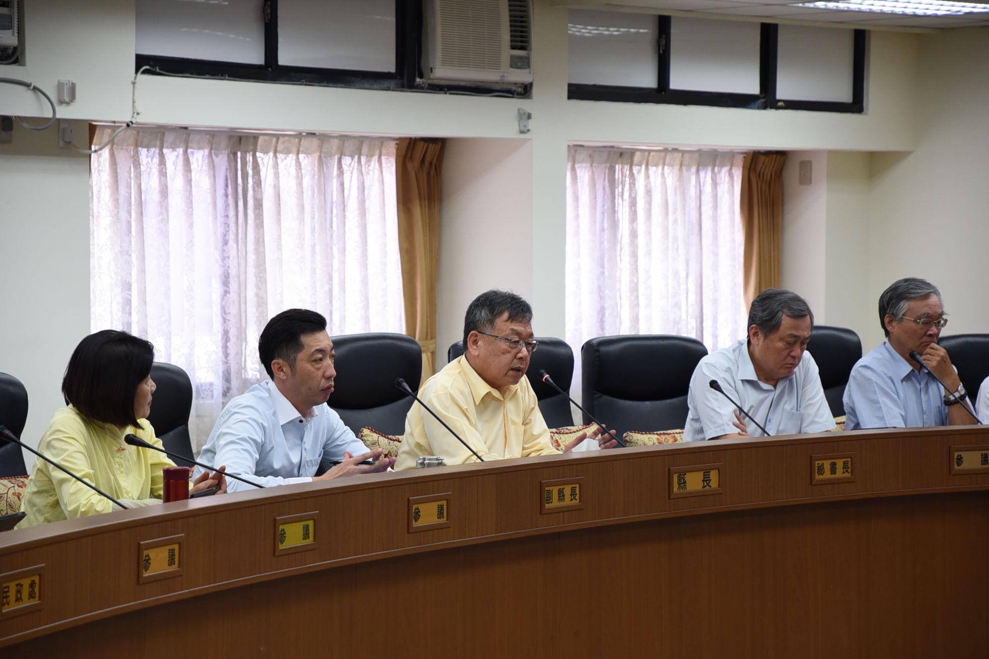 賴縣長指示農漁局研擬對策,打造海洋生物永續生存環境