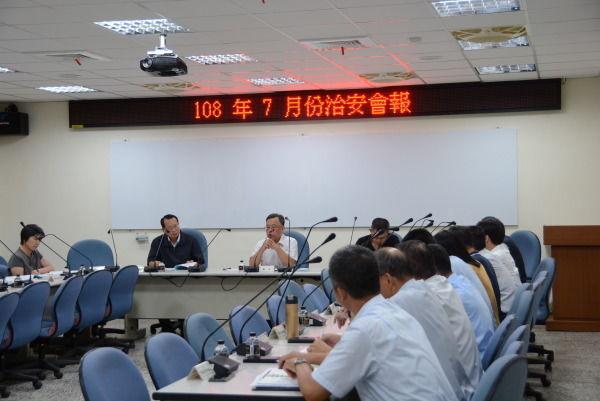 賴峰偉要求杜絕毒品及非法行為