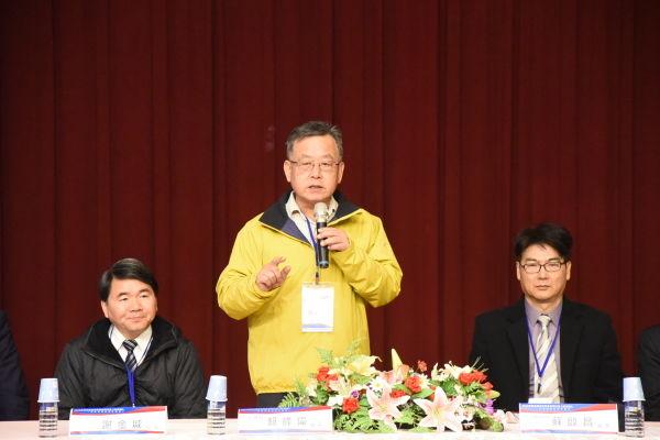 賴縣長出席第十屆東亞地區校長學學術研討會
