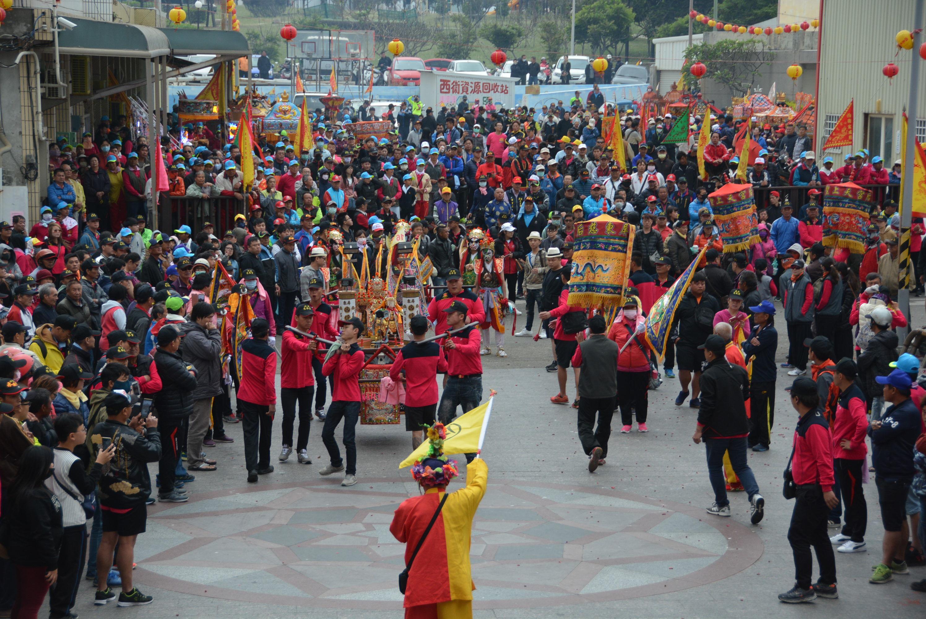 防大型活動群聚感染  賴縣長呼籲全縣各廟宇慶典活動延期