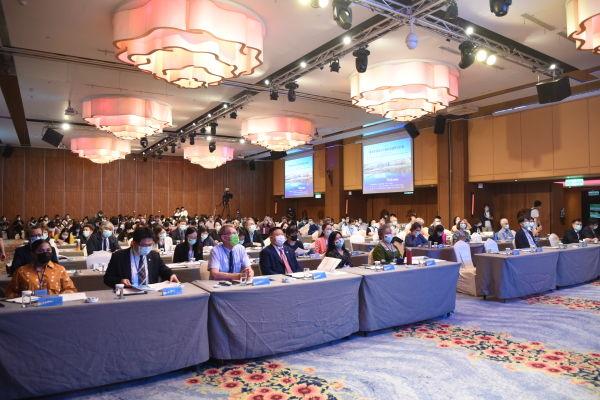 臺美海洋永續國際研討會